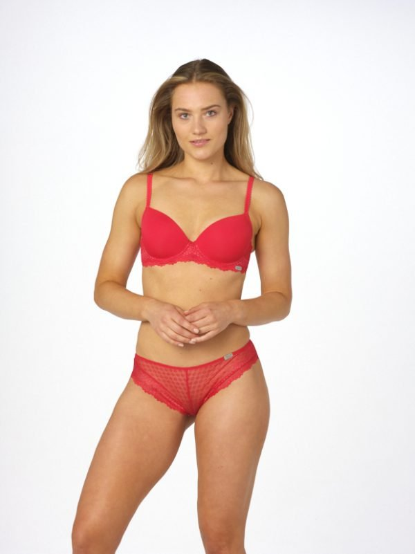 Dream Avenue Lingerie Broadway Rood bh